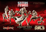 Consecrated Sisters - Command Group - LAminifigs