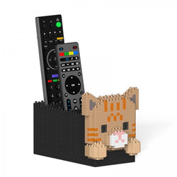 Tabby Cat Remote Control Rack - LAminifigs