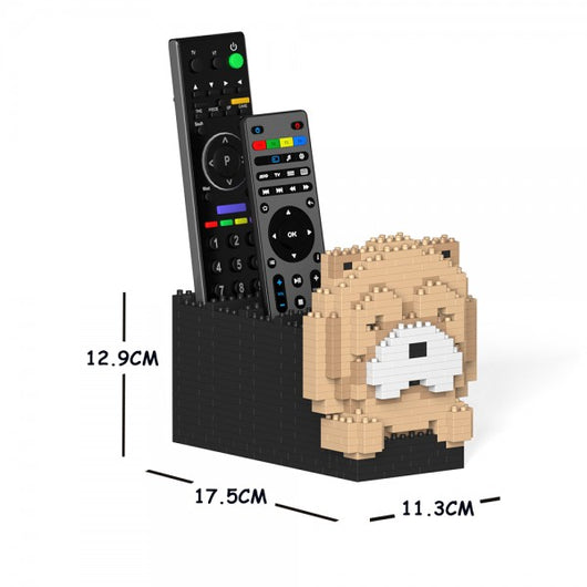 Chow Chow Remote Control Rack - LAminifigs