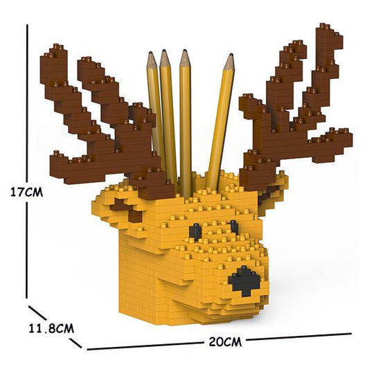 Deer Pencil Cups Building Kits - LAminifigs
