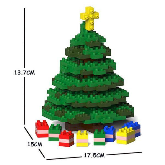Christmas Tree Building Kits - LAminifigs
