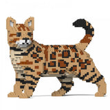Bengal Cats Sculptures - LAminifigs