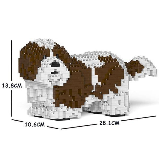 Shih Tzu Dog Sculptures - LAminifigs