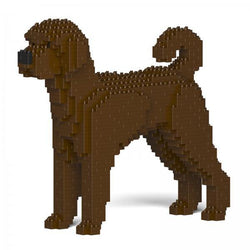 Labradoodle Dog Sculptures - LAminifigs