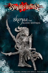 Skaryaa, The Blood Mistress - LAminifigs