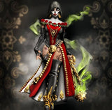 Daughters of the Crucible - Day of the Dead Edition - Command Group - LAminifigs