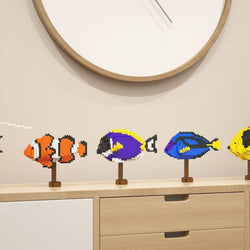 Fish Sculptures - LAminifigs