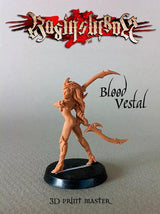 Blood Vestals (Troops) - Fantasy - LAminifigs