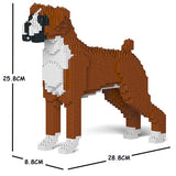 Boxer Dog Sculptures - LAminifigs