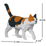 Calico Cats Sculptures - LAminifigs