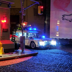 LED Light Kit For LEGO Ghostbusters Ecto-1 - LAminifigs