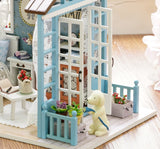 DIY Miniature Wooden Dollhouse - LAminifigs