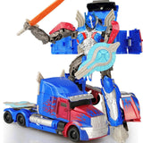 Transformable 2 in 1 Action Figures - LAminifigs