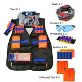 Tactical Equipment for Nerf Battles - LAminifigs