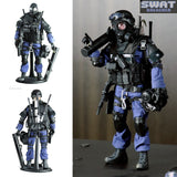 SWAT Action Figures - LAminifigs