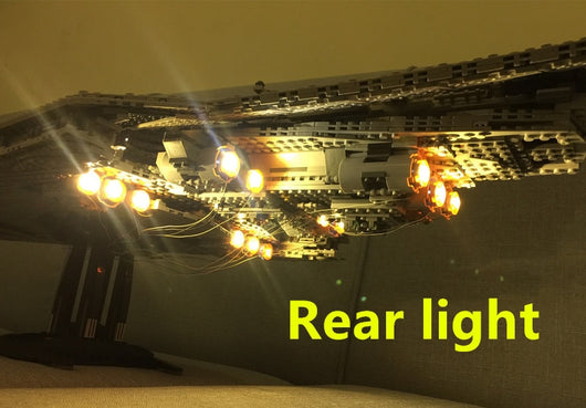 LED Light Kit For LEGO Star Wars Super Star Destroyer - LAminifigs