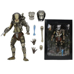 NECA PVC Predator, Pennywise, Alien and Jason - LAminifigs