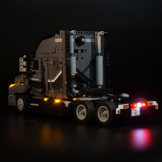 LED Light Kit For LEGO Technic the Mack Anthem Truck – LAminifigs