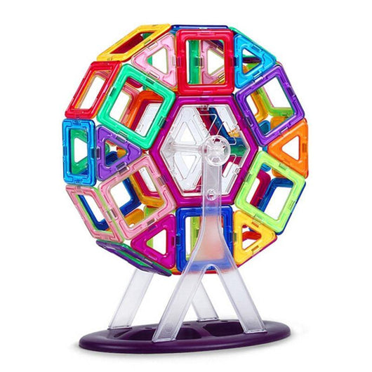 Big size magnetic building blocks - LAminifigs