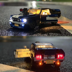 LED Light Kit For LEGO CREATOR Ford Mustang GT500 - LAminifigs