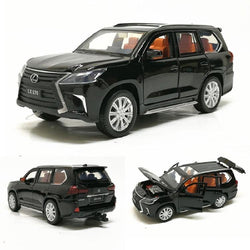 LX570 1:32 Diecast Toy - LAminifigs