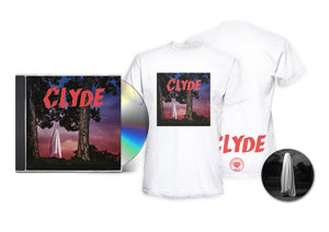 "PACK ALBUM ""CLYDE"" COVER FRONT"