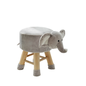 Kids Zoo Kingdom Animal Chair Stools - zoo Kingdom