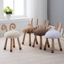 Load image into Gallery viewer, My Own Zoo Adorable Animal Kids Chair Stool - zoo Kingdom