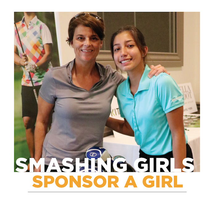 SMASHING GIRLS – SPONSOR A GIRL