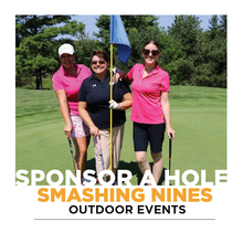 Load image into Gallery viewer, SPONSOR A HOLE - OUTDOOR EVENTS