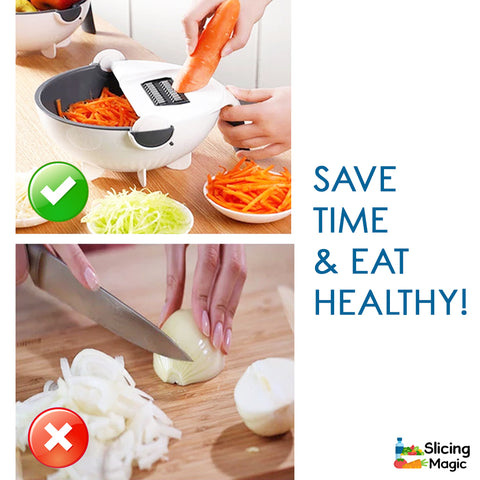 Save Time Eat Healthy