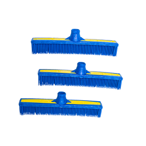 "The Smart Broom® 11"" Upright - Broom Head Only (3 Pack)"