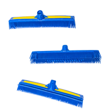 "Load image into Gallery viewer, The Smart Broom® 12"" Multi-Purpose Squeegee - Broom Head Only (3 Pack)"