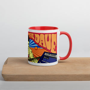 Back in The Dave Mug-color filled