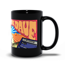 Load image into Gallery viewer, Back in The Dave Black Mugs