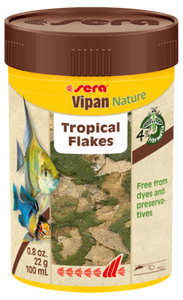 Sera Vipan Nature Tropical Flakes