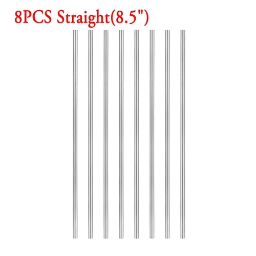 Eco Friendly Stainless Steel Straws