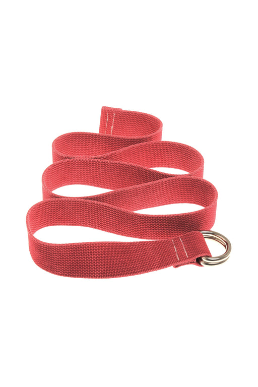 Pigment Dyed Hyperstrike Belt (Red)