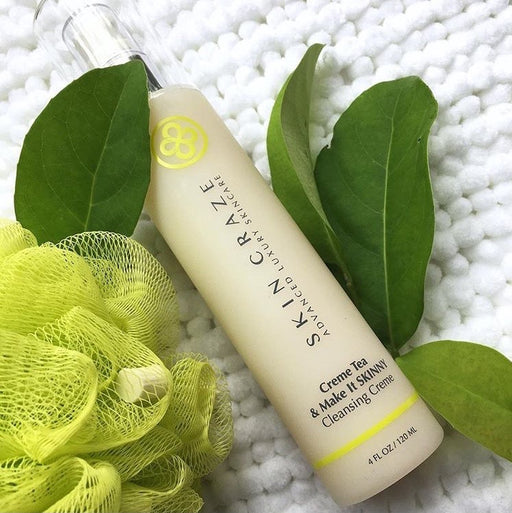 CREME TEA & MAKE IT SKINNY CLEANSING CREME