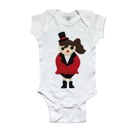 The Showgirl - Infant Bodysuit - The Greatest