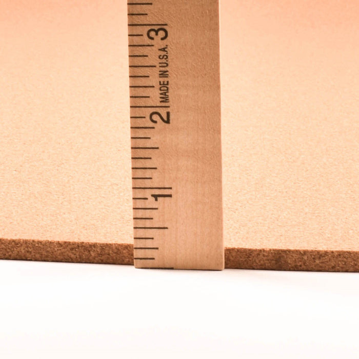 "Fine Grain Plain Cork Sheets 24"" X 36"""