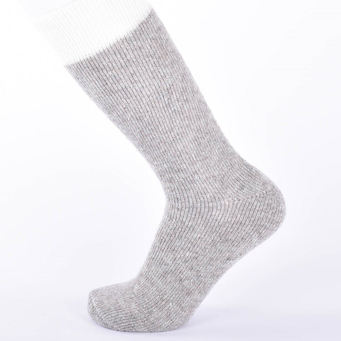 Duray Unisex 3 Pack Thermal Wool Socks - Large