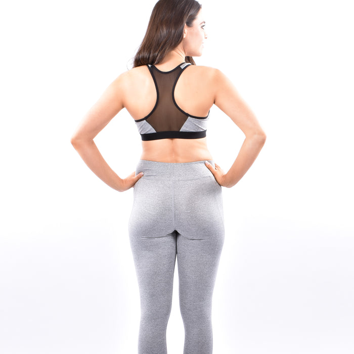 Active Essentials Grey Mesh Set