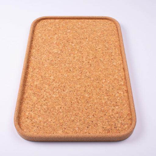 "Rectangular Cork Tray - 11.75"" X 7.75"" X .7"""
