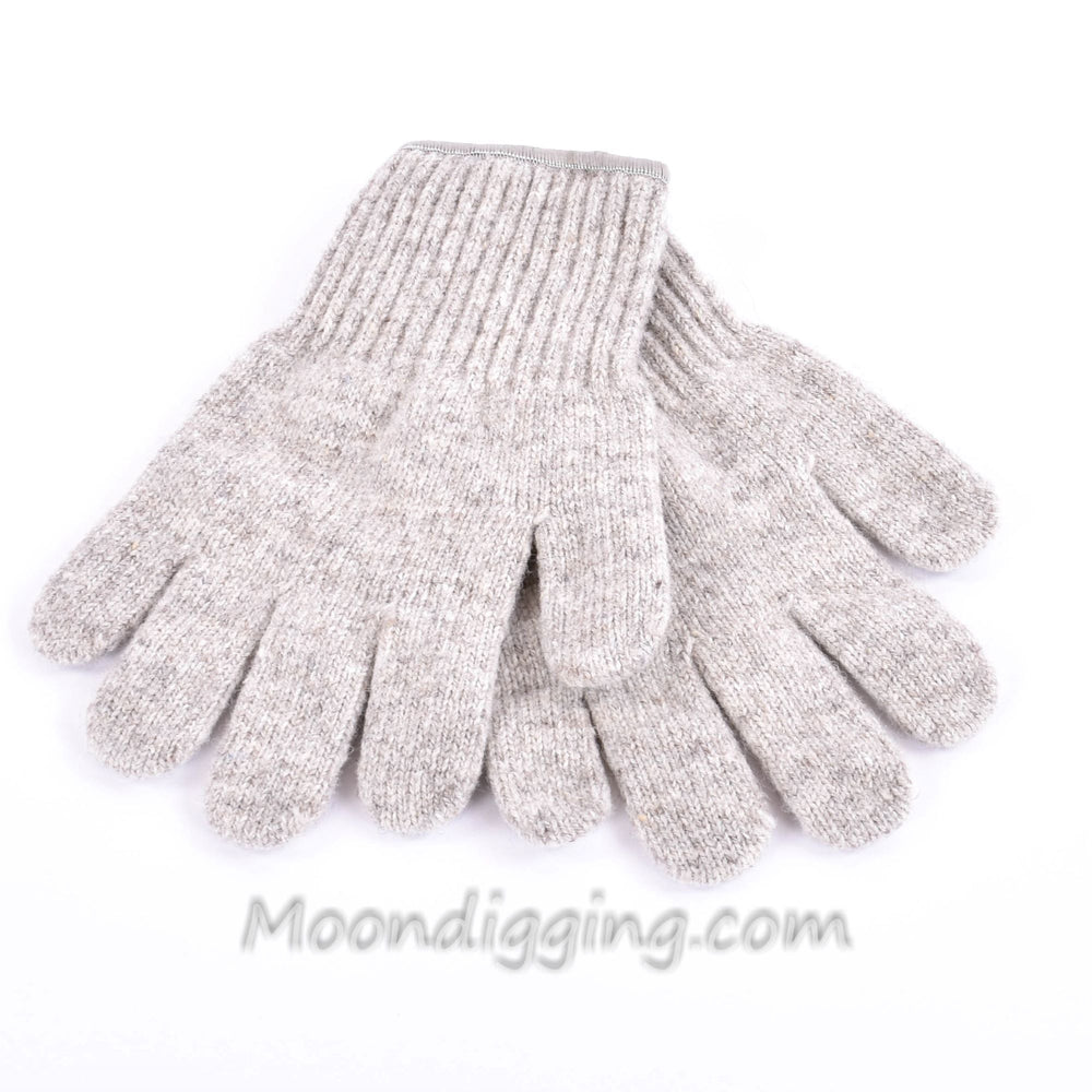 Duray Natural Grey Outdoor Wool Glove