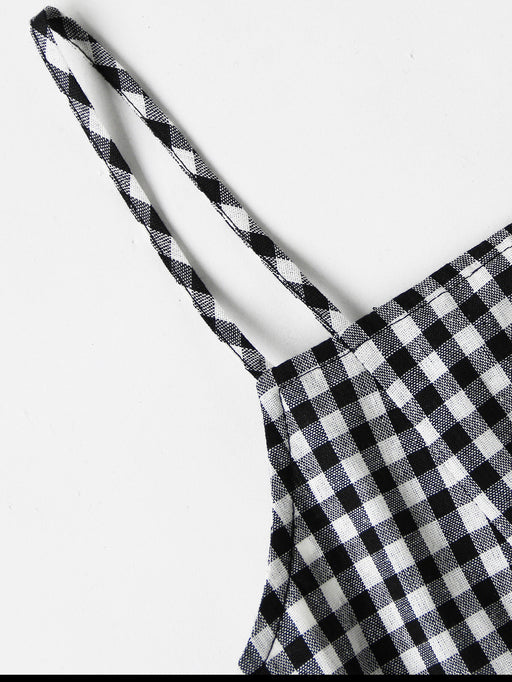 MDG Essential - Gingham Minidress