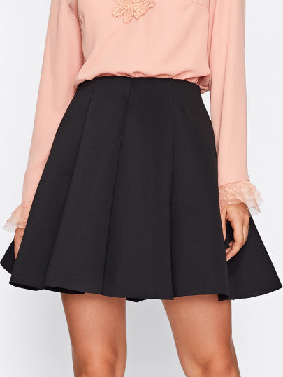 MDG Essential - Schoolgirl Pleat Skirt