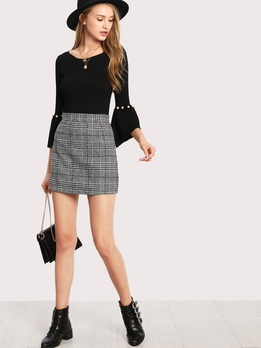 MDG Essential - Posh Plaid Mini