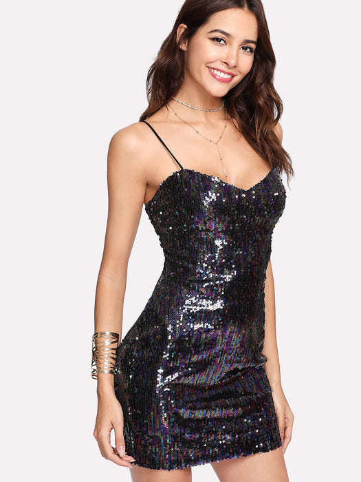 MDG Essential - Starry Nights Shimmer Dress
