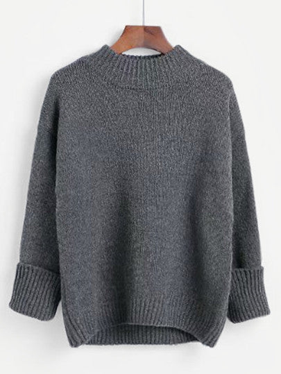 MDG Essential - Soft Knit Sweater